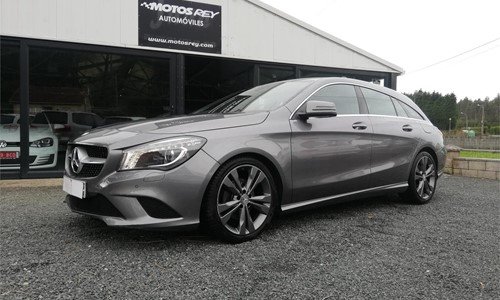Mercedes CLA 200 SHOOTING BREAK